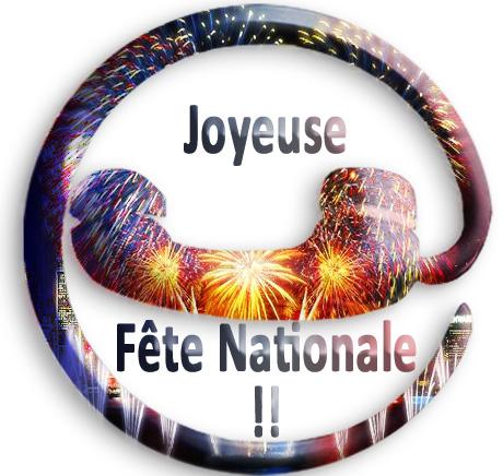 Fête Nationale du 14 Juillet 2013 ProgetCom France