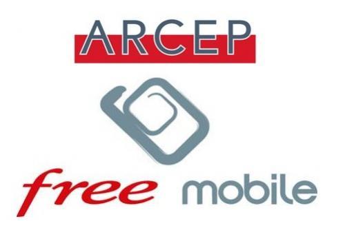 Arcep Free Mobiles