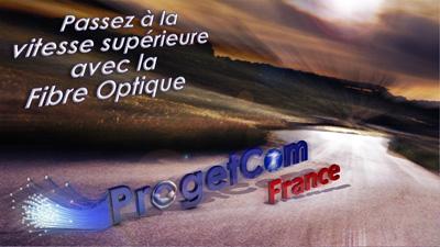 fibre optique progetcom completel