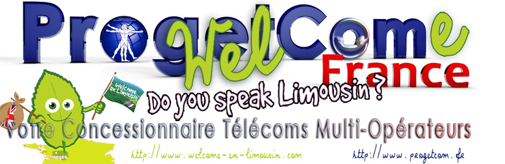ProgetWelcome - ProgetCom Welcome en Limousin