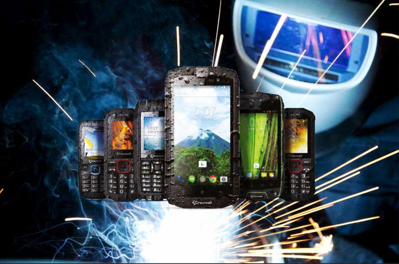 crosscall mobiles et smartphones