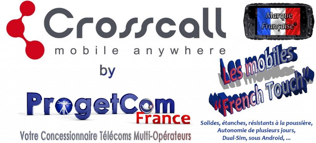 Crosscall ProgetCom