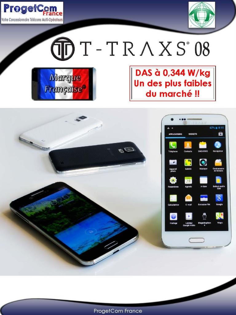 T-Traxs T08