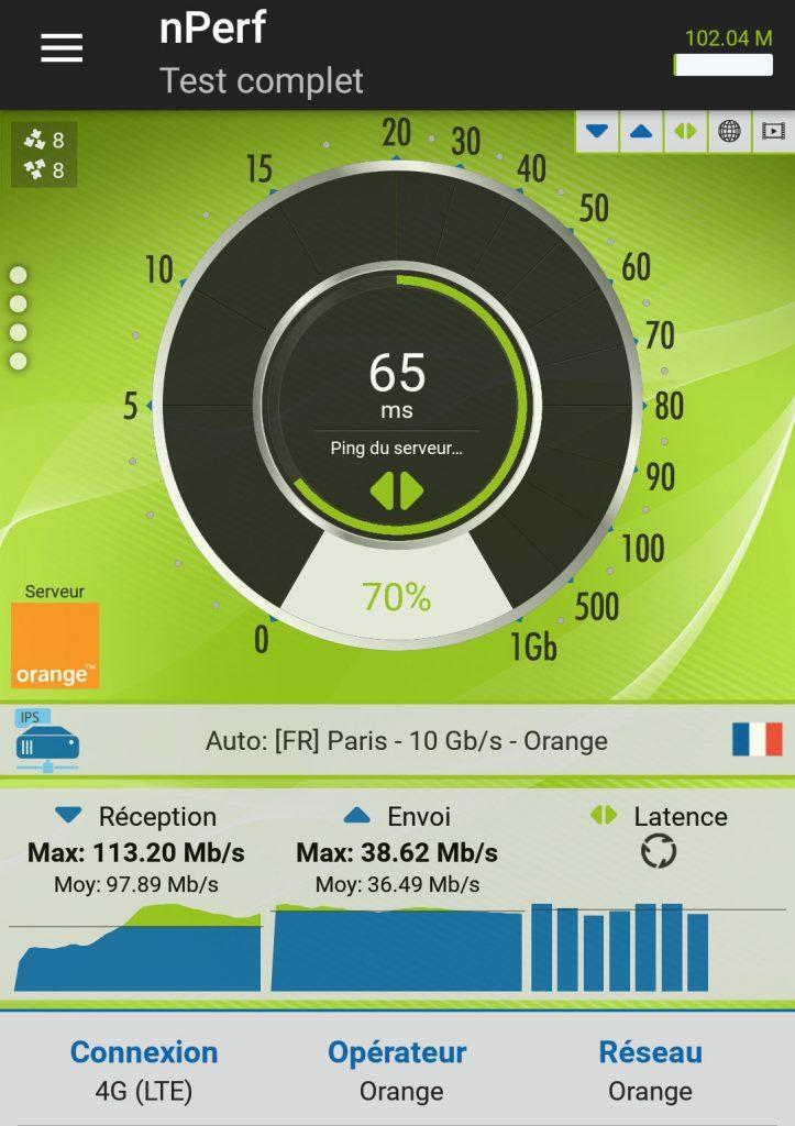 débit nas box progetcom 4G télécommunicologue orange coriolis sfr bouygues completel free